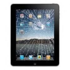 iPad Glas